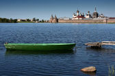 Solovetsky islands — Stock Photo