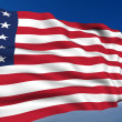 Americflag — Stock Photo #1183669