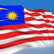 MalaysiFlag. — Stock Photo #1223403