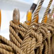 Ship rigging — Stock Photo #1254919