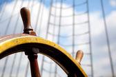 Ship rudder. — Stock Photo