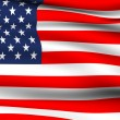 American flag — Stock Photo #1285623