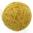 Stock Photo: Wool skein
