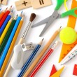 Foto de Stock  : School supply