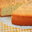 homemade cake — Stock Photo
