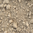 Clay dry soil - Foto Stock