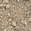Clay dry soil — Stock Photo