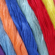 Royalty-Free Stock Photo: Colorful threads skeins