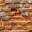 Stock Photo: Old brickwall