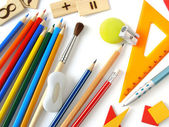 School supply — Stockfoto