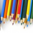 Stock Photo: Pencils set