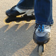 Roller skates - Stock Photo
