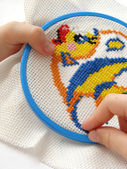 Embroidery — Stock Photo