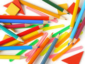Primary school supply — Stock Photo