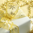 Christmas gift — Stock Photo #1090130
