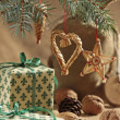 Christmas gifts — Stock Photo #1090920