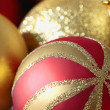Christmas balls — Stock Photo #1092048