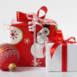Christmas gifts — Stockfoto #1102376