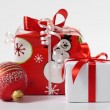 Foto de Stock  : Christmas gifts