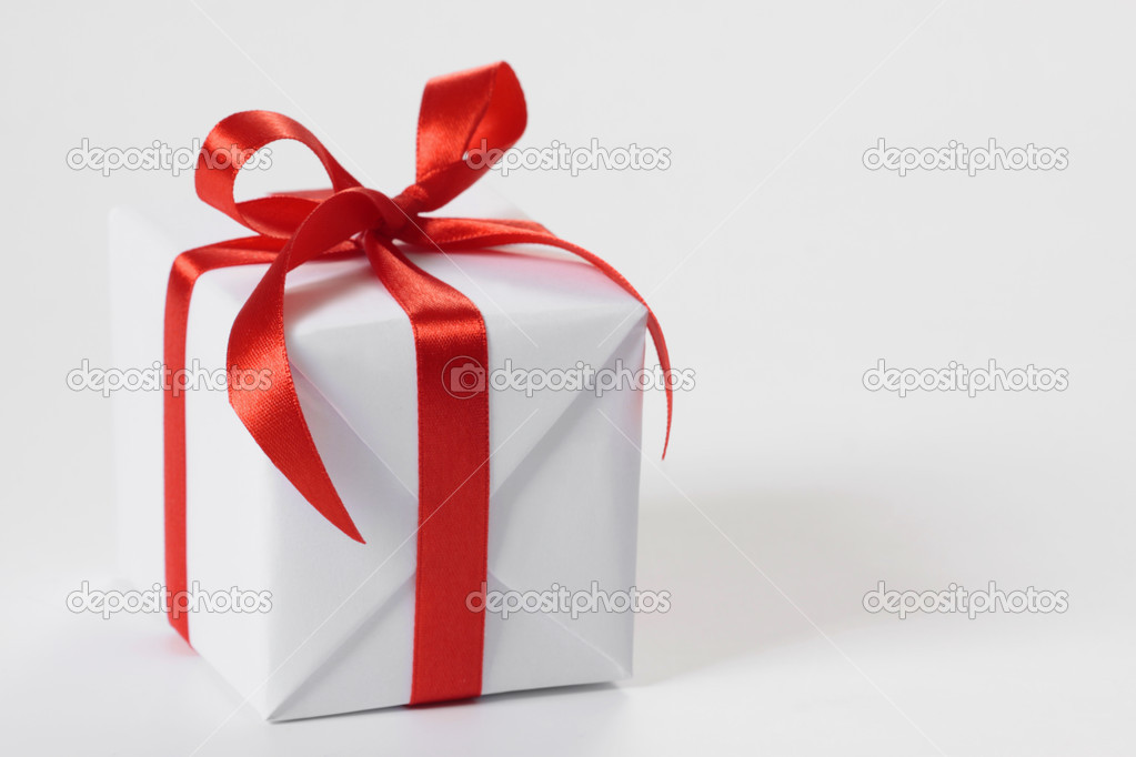 Gift box — Stock Photo #1102495