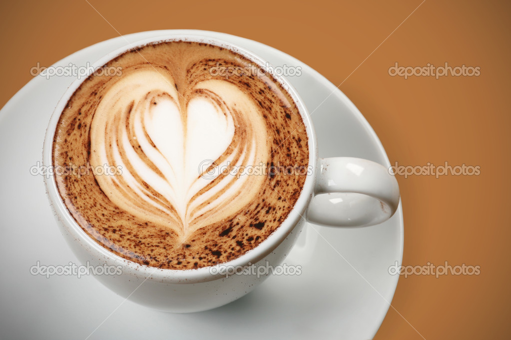 Cup of coffee — Stock Photo #1114432