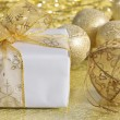 Christmas gift — Stock Photo #1142665
