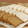 Sliced bread — Stock Photo #1179597