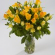 Yellow roses — Stockfoto #1179656
