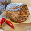 Fresh grilled steak — Stock Photo #1184302