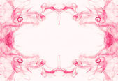 Abstract pink frame — Stock Photo