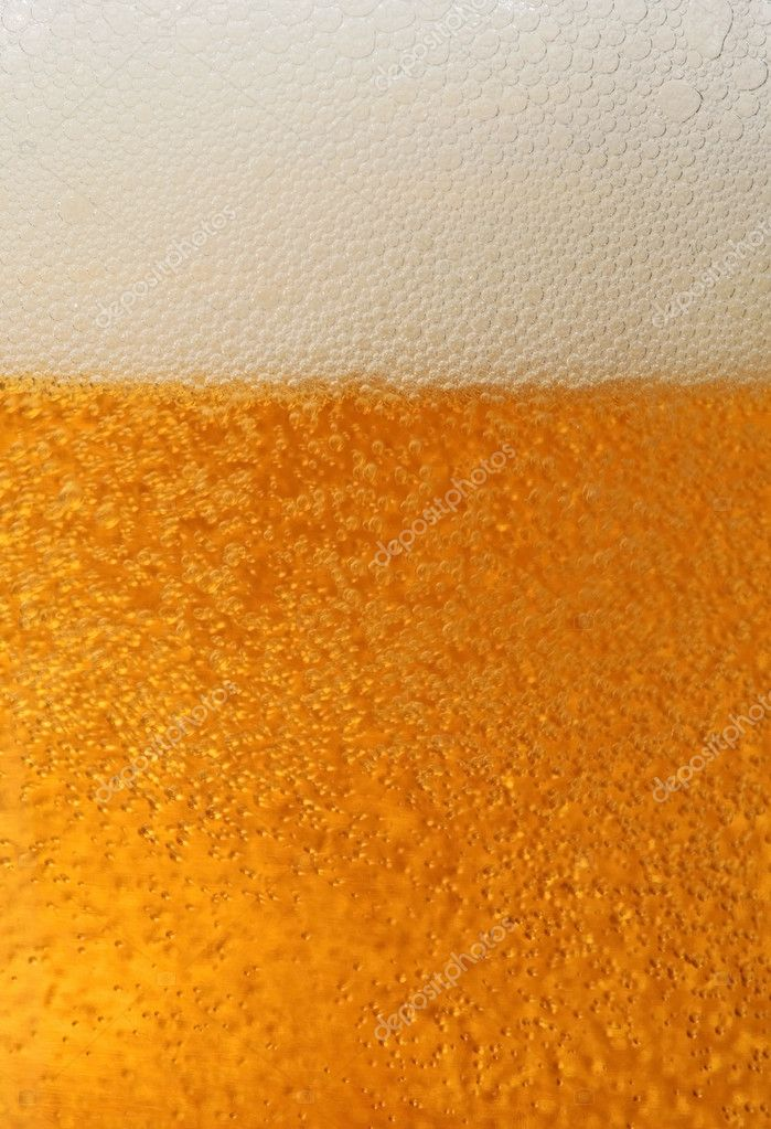 Beer macro — Stock Photo #1185168