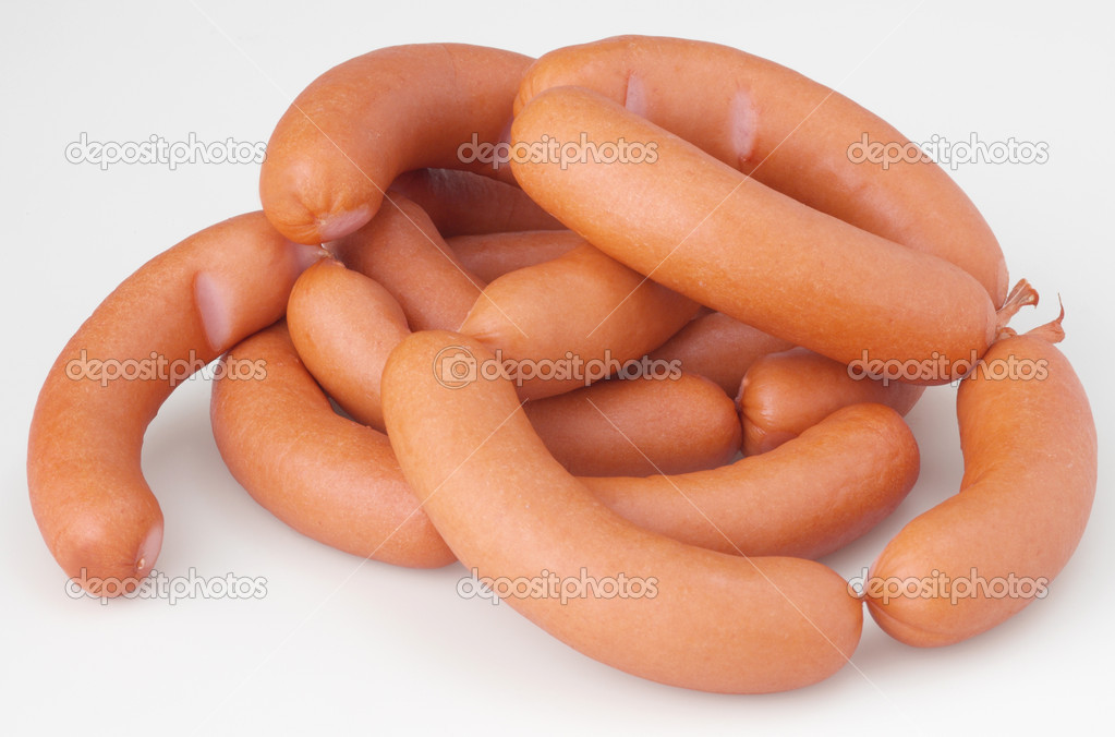 Sausages — Foto Stock #1199393