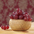 Red grapes — Stock Photo #1239623