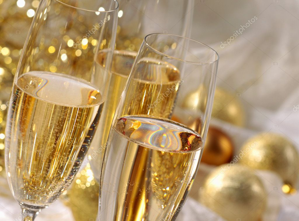 Champagne  Stock Photo #1275916
