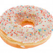 Stock Photo: Donut, glaze