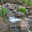 Waterfalls, blurred motion — Stock Photo #1089926