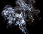 Smoke abstract background — Stock Photo