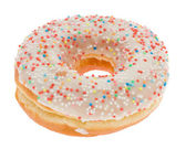 Donut, glaze — Stock Photo