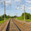 Railway — Stock Photo #1090925