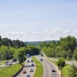 View of the road — Stock Photo