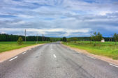 Rural Roads — Stock Photo