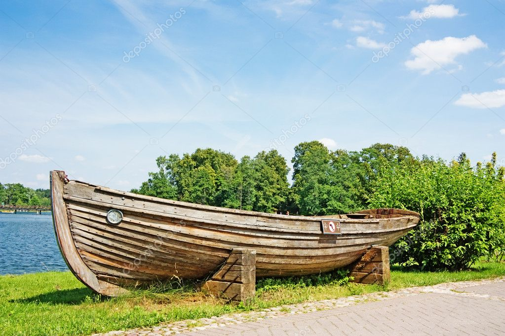 Old boat stock photo aleksask 1091878 for What to do with an old boat