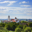 Stock Photo: Old town Vilnius
