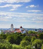 Old town Vilnius — Stock Photo