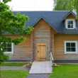 Wooden house — Stock Photo #1597473