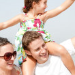 Happy Family — Stock Photo #1147394