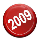 2009 icon — Stock Photo