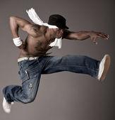 Dans atlama — Stok fotoğraf