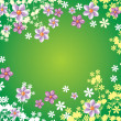 Royalty-Free Stock Vector Image: Abstract floral background