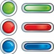 Royalty-Free Stock Imagen vectorial: Buttons